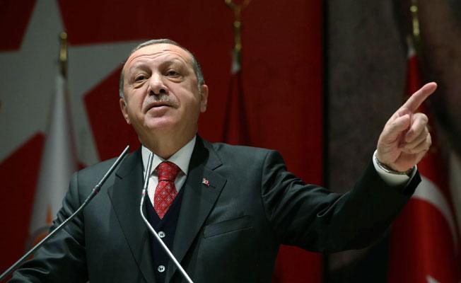 Erdoğan: Hiçbir kaymakamımızın, emri altındakilerden düşük maaş alması kabul edilemez