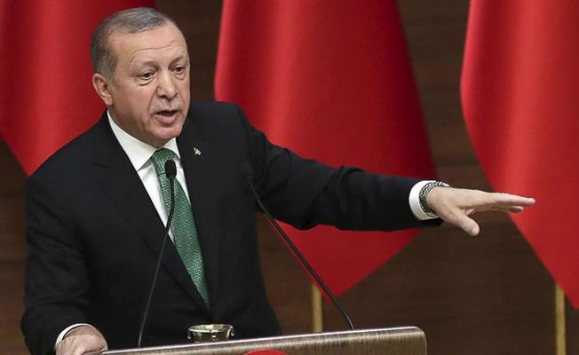 Erdoğan'dan Gül'e: Bu trenden düşenler, düştükleri yerde kalırlar