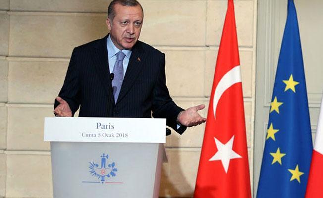 Fransız gazeteciden Erdoğan'a yanıt: Ben gazeteci gibi konuşuyorum