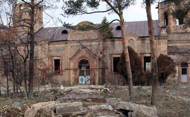 Erzurum'daki Rus kilisesi bu yıl da restore edilmeyecek