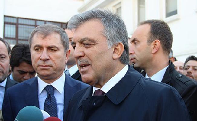Gergerlioğlu: Abdullah Gül geri adım atar mı?