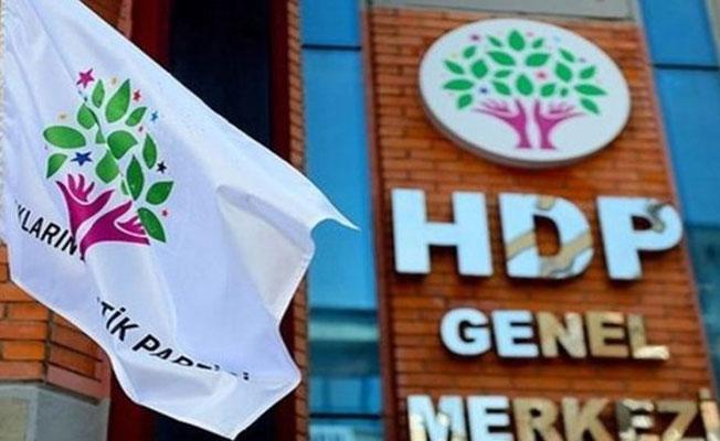 HDP'den Hasip Kaplan'a tepki