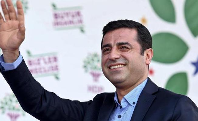 HDP'den Demirtaş açıklaması: Eş başkanımız politikaya devam edecek