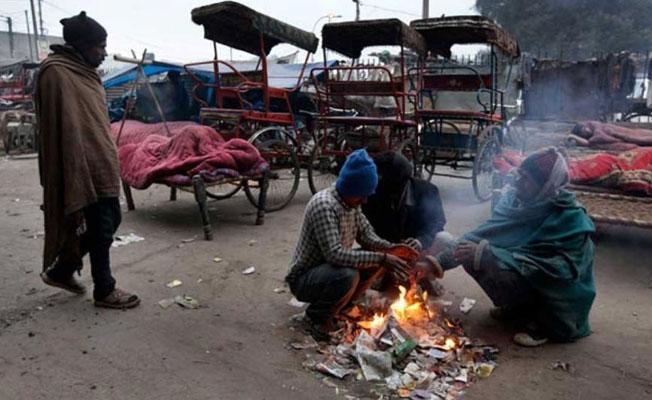 Hindistan'da dondurucu soğuklarda 187 kişi hayatını kaybetti