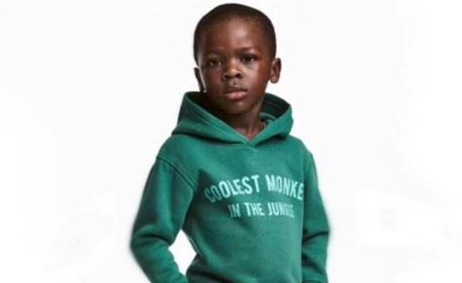 H&M, ırkçı tanıtımı için özür diledi