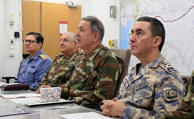 Hulusi Akar'dan Afrin operasyonu açıklaması