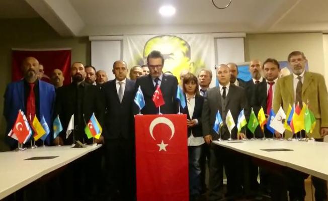 Irkçılığı esas alan Ötüken Birliği Partisi: Türkiye Türklerindir
