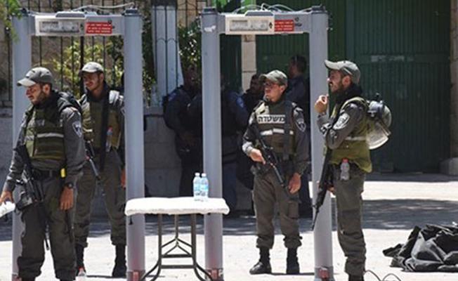 İsrail'de 4 Türkiye vatandaşı gözaltına aldı