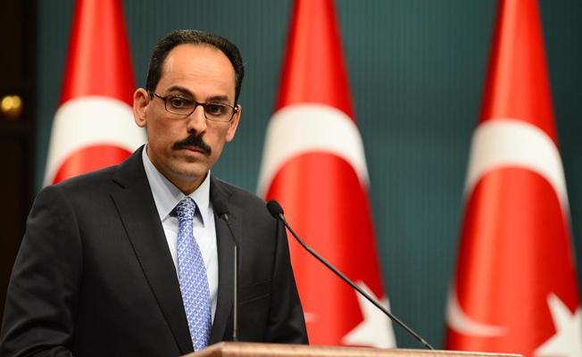 Kalın'dan Afrin açıklaması: Türkiye, her tür tedbiri almıştır