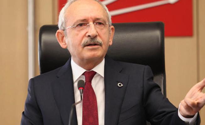 Kılıçdaroğlu: Afrin operasyonuna desteğimiz tam
