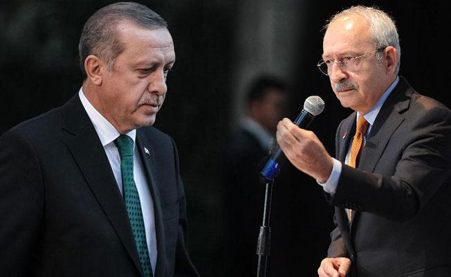 Kılıçdaroğlu'ndan Erdoğan'a: Senin binmediğin kayık mı kaldı?