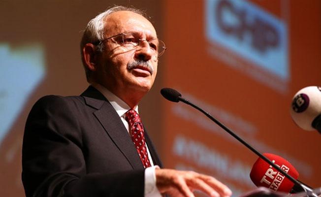 Kılıçdaroğlu: O işçi kardeşime söyleyeyim Meclis'e niye geldin? Git Saray'ın önünde kendini yak