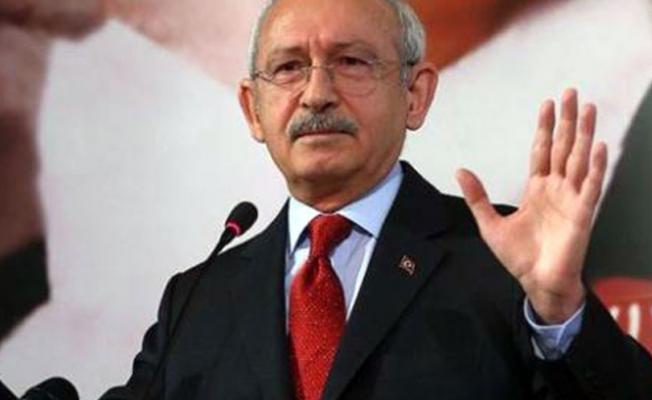 Kılıçdaroğlu: Teröre destek veren bir hükümet var