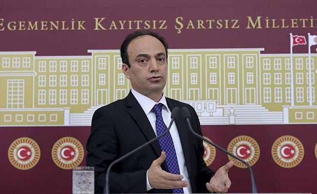 Meclis'te bir ilk: Baydemir'e 12.000 liralık 'Kürdistan' cezası