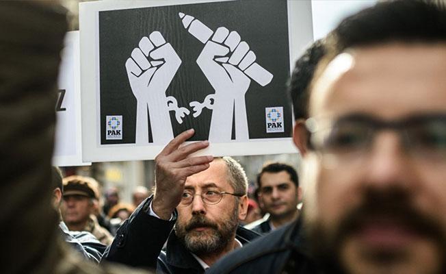 'Medyada sansür' raporuna erişim engeli getirildi
