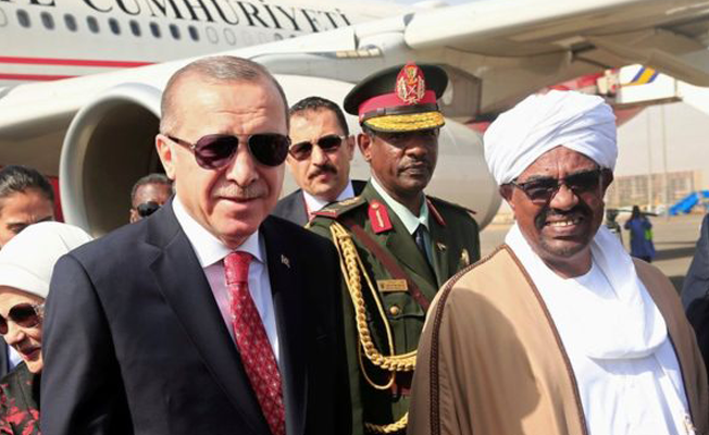 Mısır-Sudan gerginliğinin nedeni  Sevakin Adası'nın Türkiye'ye tahsisi mi?