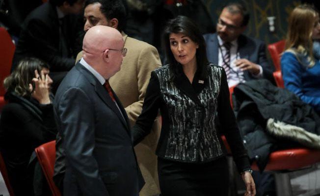 Rusya ve İran'dan ABD'ye tepki: İran'ın iç işlerine karışma