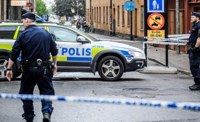 Stokholm'de patlama
