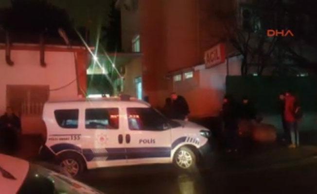 Sultanbeyli'de, biber gazından etkilenen iki çocuk hastaneye kaldırıldı