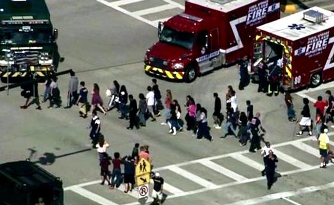 ABD'de liseye silahlı saldırı: En az 17 ölü