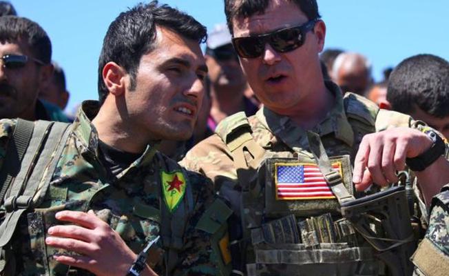 ABD: YPG'ye ağır silah vermedik ki geri alalım