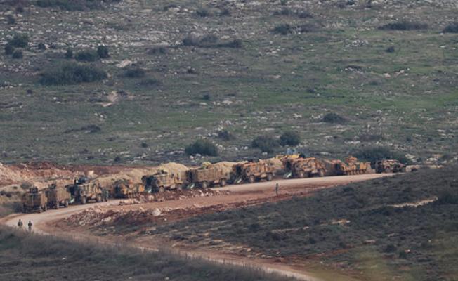 Afrin'de 7 asker yaralandı