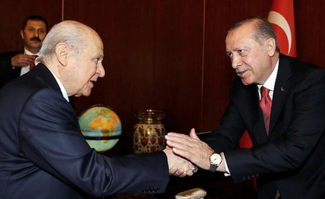 AKP-MHP ittifak komisyonu çalışmalarını tamamladı