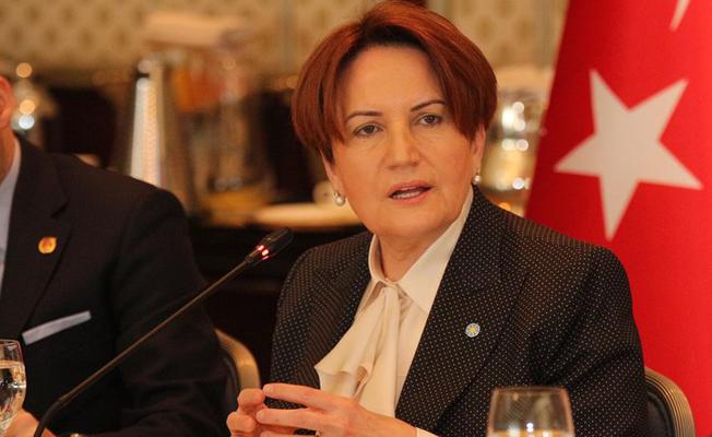 Akşener'den AKP'ye Afrin eleştirisi: Davul zurnayla harekât yapılmaz
