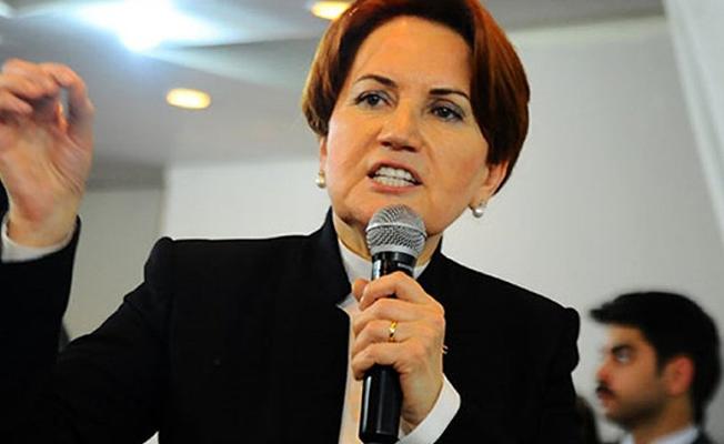 Akşener'den 'HDP'yle ittifak' sorusuna yanıt