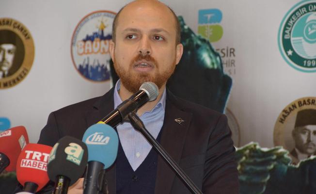 Bilal Erdoğan: Bizi sporla işgale yeltendiler