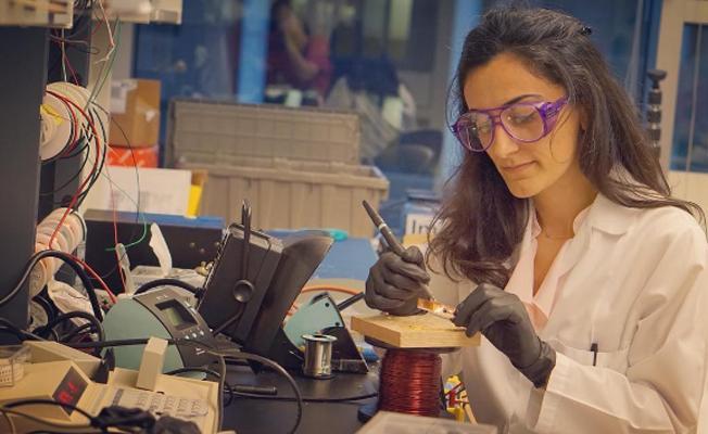 Canan Dağdeviren BM'de konuştu: Bilim yapmak devrimdir
