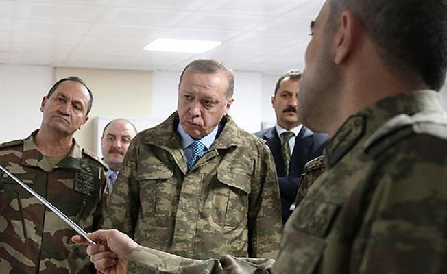 Erdoğan:  Bu millet, bu asker 'korkaklar ordusu' değildir