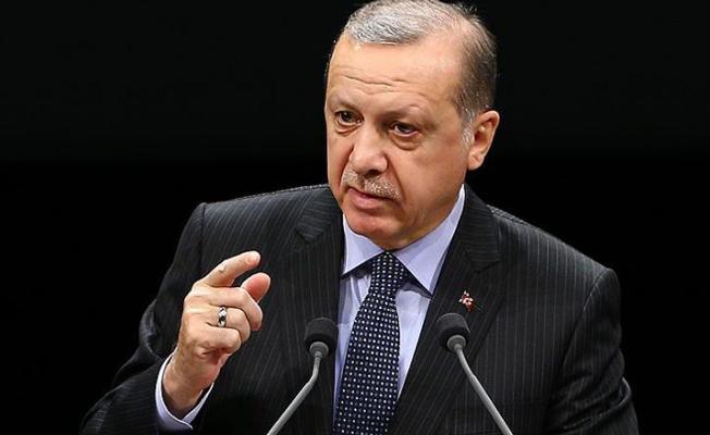 Erdoğan'dan Afrin'e giren Suriye güçlerine ilişkin açıklama