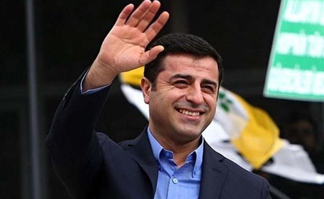 Eş Genel Başkan Demirtaş'tan HDP Kongresi'ne mesaj