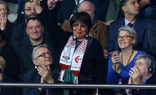 Leyla Halid HDP Kongresi'nde: Afrin'deki savaşa karşı sesimizi sizlerle yükseltiyoruz