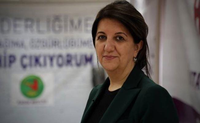 HDP Eş Başkanı Buldan: AKP'ye oy veren Kürtler elini bir kez daha vicdanına koysun