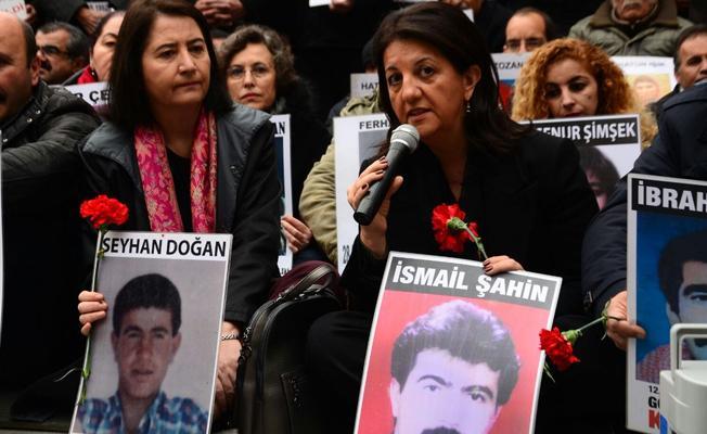 HDP Eş Başkanı Buldan: Bu meydan benim hikayemin başladığı yerdir