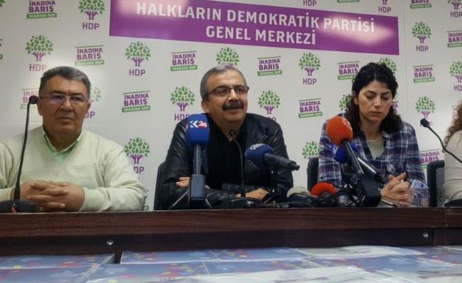 HDP'li Önder: Bir kongreyi engelleme hiç bu kadar hoyratça yapılmamıştı
