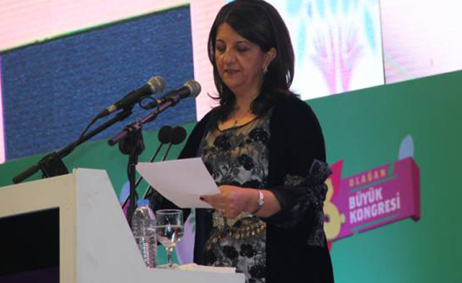 HDP'li Buldan: Çözüm Afrin'e girmede değil, İmralı'ya gitmededir