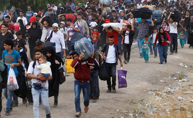 İçişleri Bakanlığı İstanbul'a Suriyeli göçünü dondurdu