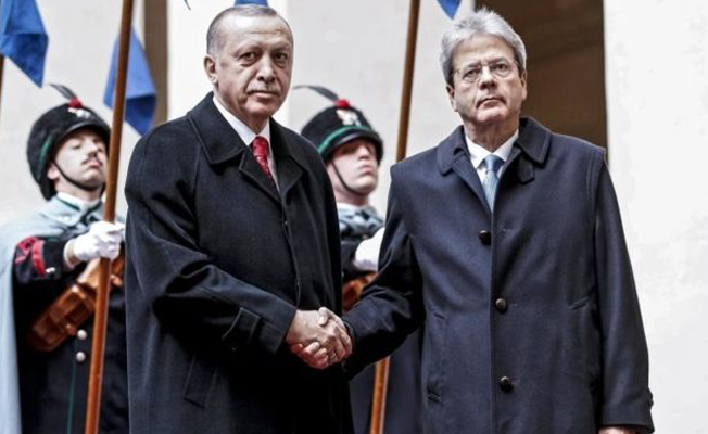 İtalyan basınında Erdoğan'ın gezisi: 'El sıkışıldı ama sıcaklık yoktu'