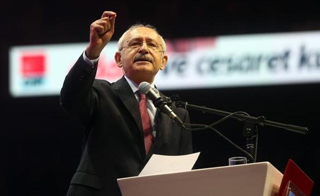 Kılıçdaroğlu: AKP-MHP ittifakı yüzde 47'yi aşamıyor