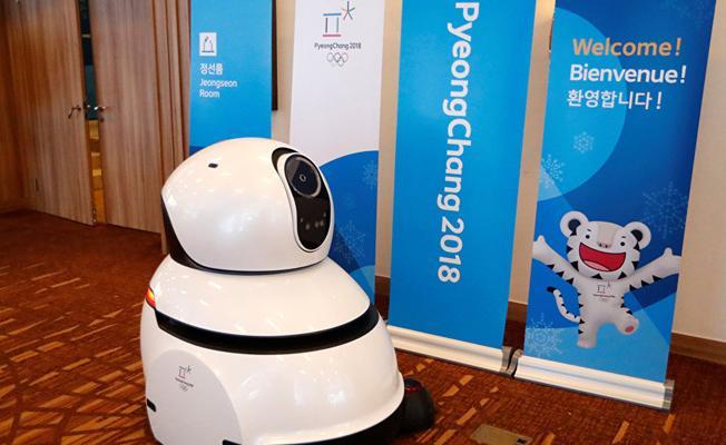 Kış Olimpiyatları'nda robotlar görev alacak