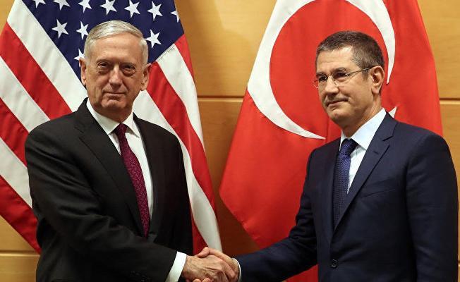 Nurettin Canikli, ABD Savunma Bakanı ile görüştü