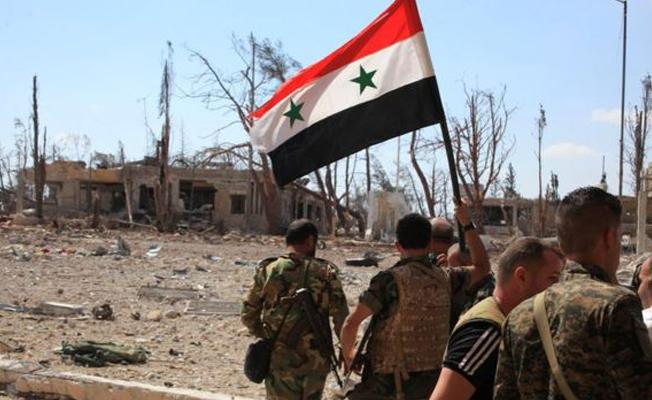 Suriye Ordusu: Hama ve Halep bölgelerini tamamen IŞİD'den temizledik