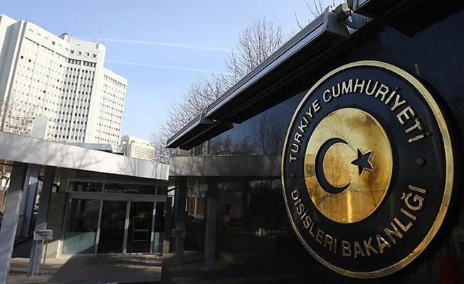 Türkiye'den AP'ye: Söz konusu karar bizim için yok hükmündedir