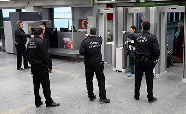 Validen AŞTİ'de tebdili kıyafet denetim:  Silahla x-rayden geçti, alarma rağmen kimse ilgilenmedi