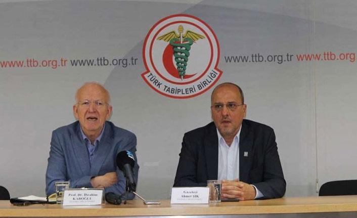 CHP'li İbrahim Kabaoğlu ve HDP'li Ahmet Şık'tan, Onur Hamzaoğlu açıklaması