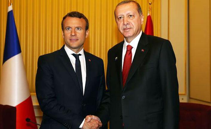 Fransa'da Erdoğan protestosu: Neden çağırdınız?