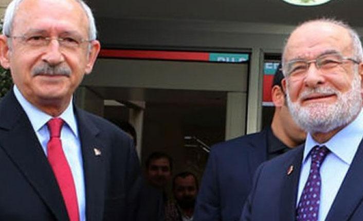 Kılıçdaroğlu ve Karamollaoğlu görüşmesinin tarihi belli oldu